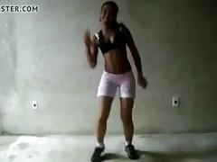 BRAZILIAN TEEN DANCING #1