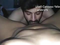 Turkish Liseli Cansunun Amini...