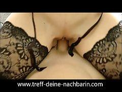 German Teen Nachbarin mit...