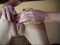 Jenny hot pussy stretch