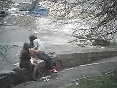 Russian teen slut