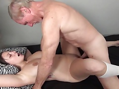 Daddy keeps fucking condition.