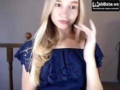 russian amateur teen gets naked...